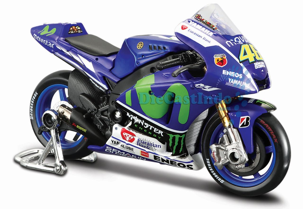 Maisto MotoGP skala 1:18 - Diecast Indonesia (All Diecast Brand and Model)
